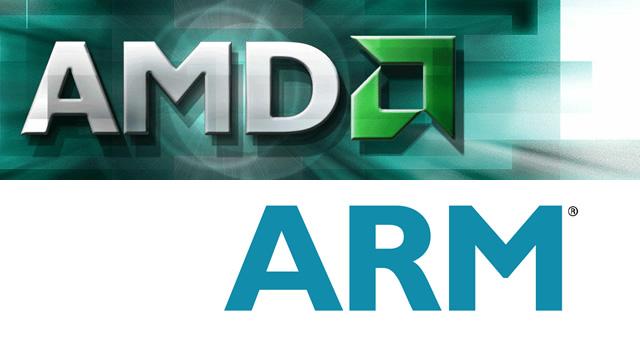 AMD e ARM, unidas.