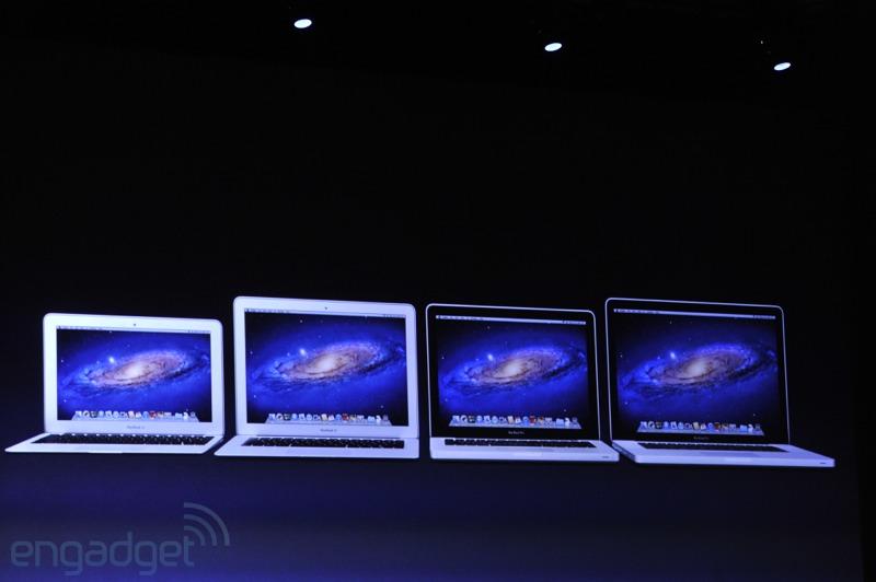 Novos MacBook.