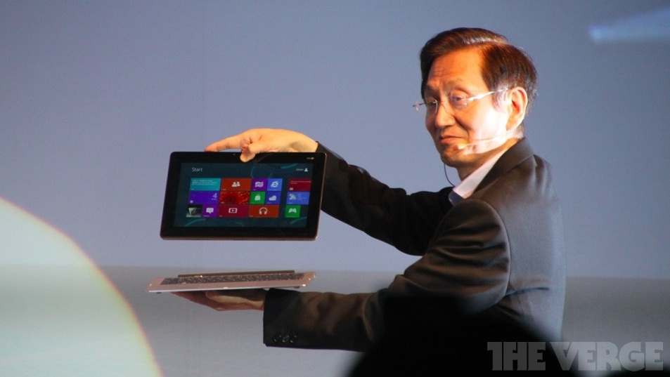 Asus Transformer Book com Windows 8 e Ivy Bridge
