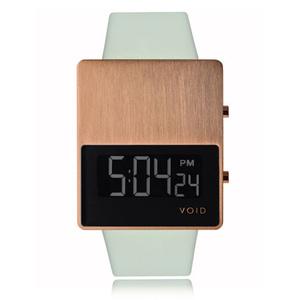 Relógio de cobre.