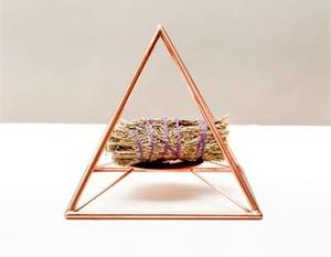 Pirâmide de cobre.