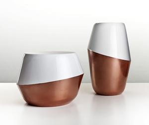 Mesas de cobre.