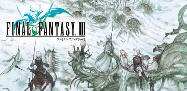 Final Fantasy III.