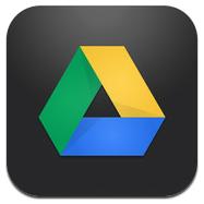 Google Drive no iOS.