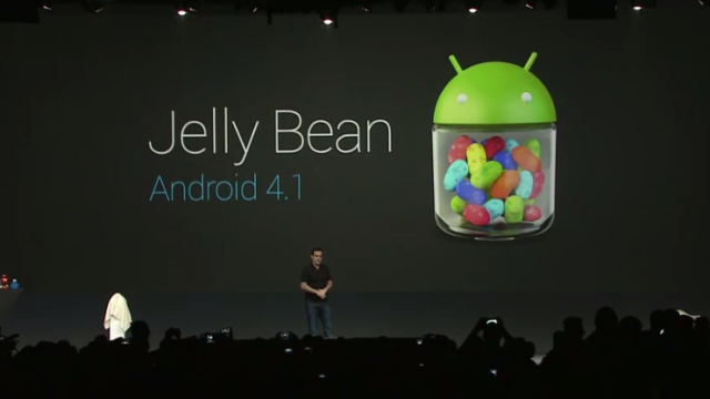 Jelly Bean.