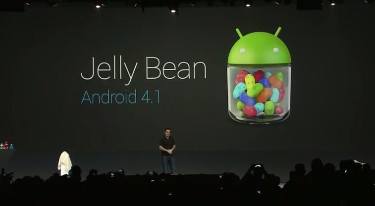 Jelly Bean.