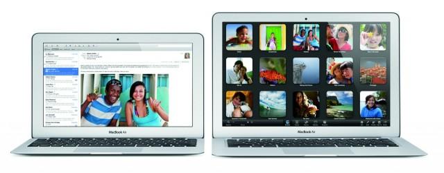 MacBook Air atualizado.