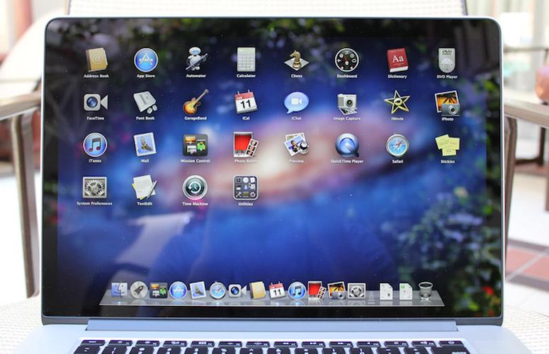 Bela tela, MacBook Pro!