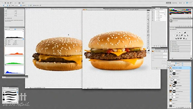 McDonald's revela porque seus lanches são mais bonitos na foto