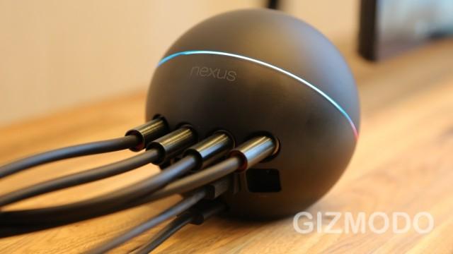 Nexus Q.