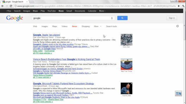 Novo Google?