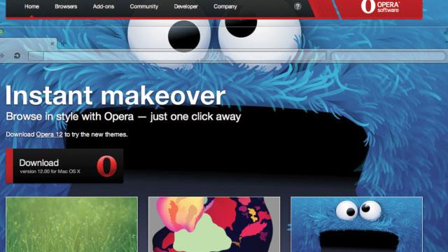 Opera 12.