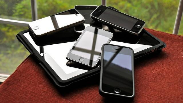 Smartphones mais baratos.