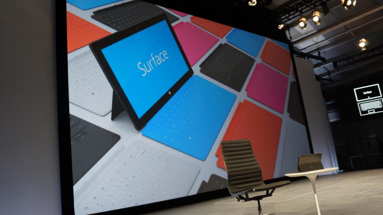 Veja o evento do Microsoft Surface em 90 segundos
