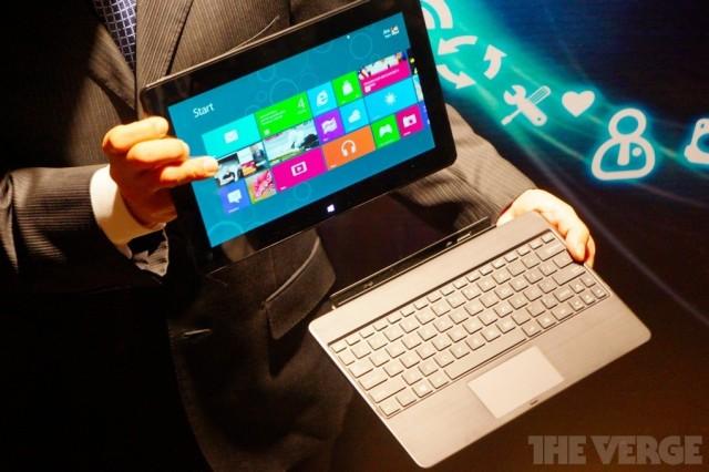 Asus Tablet 600 com Windows RT e Tegra 3