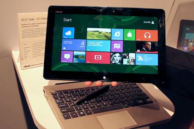 Asus Tablet 810 com Windows 8 e Intel Atom