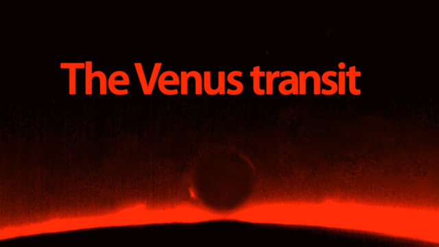 Vênus ao vivo.