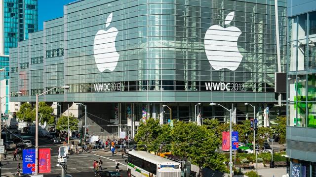WWDC 2012.
