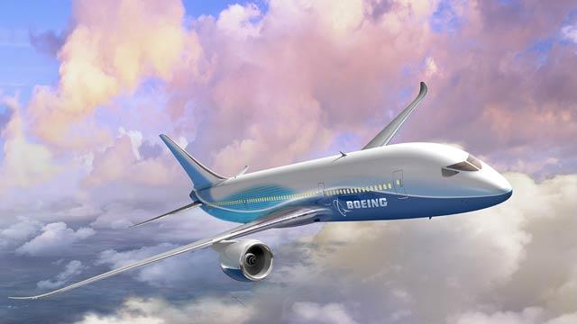 "Boeing 787 passa ""sem imprevistos"" por teste de voo"