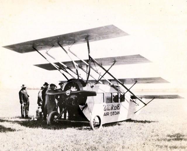 Zerbe Air Sedan.