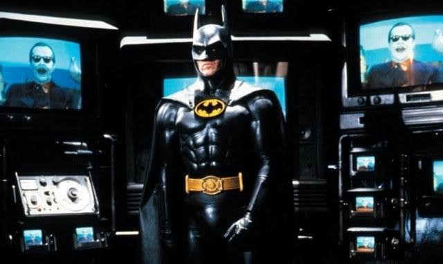 Batman de Tim Burton.