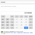 Calculadora do Google