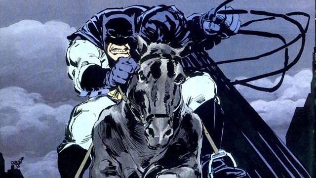 Cavaleiro das Trevas.