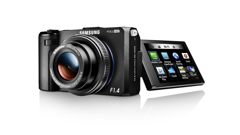 Samsung EX2F.