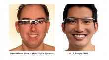 Digital Eye Tap e Google Glasses
