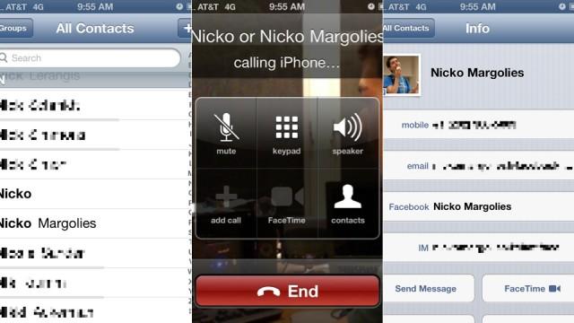 Problemas na integração do Facebook ao iOS 6 beta