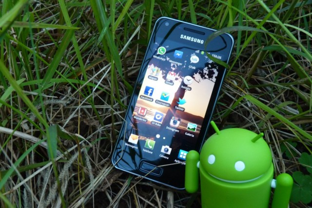 Review Galaxy S II Lite.