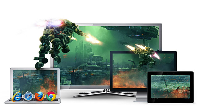 Gaikai nas TVs da Samsung.