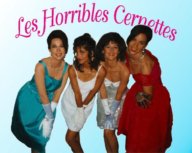 Las Horribles Cernettes.