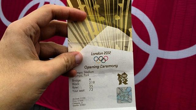 Olimpíadas de Londres.