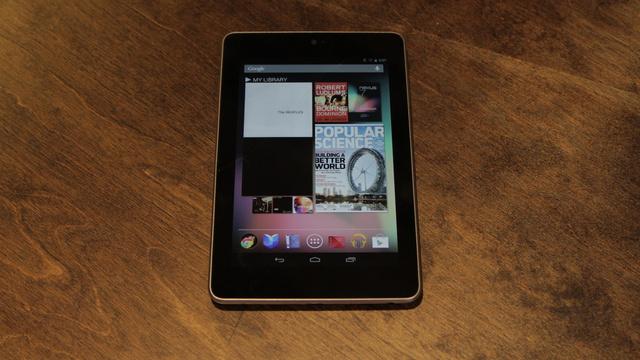 Tablet Nexus 7