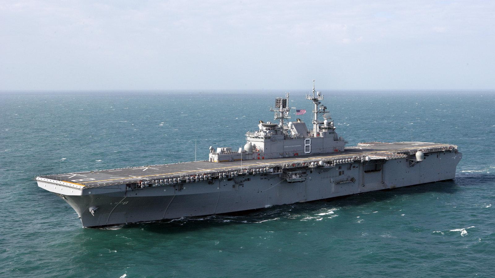 USS Makin Island