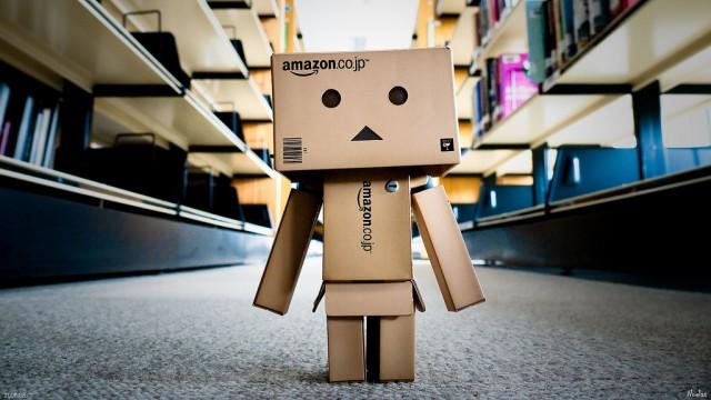 Amazon no Brasil, só em 2013.