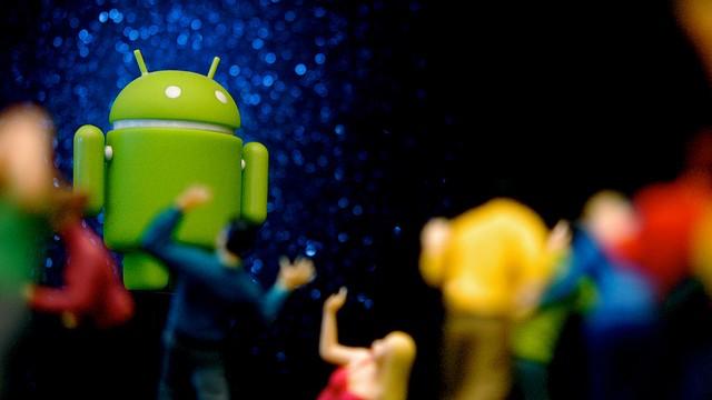 Android e a galera.