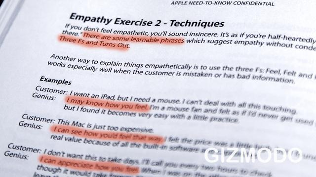 Empatia.