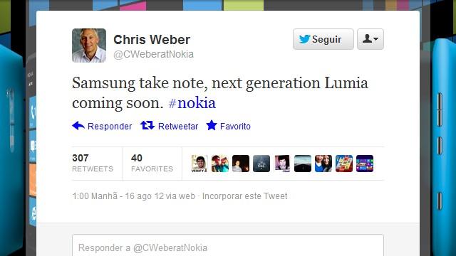 Chris Weber.