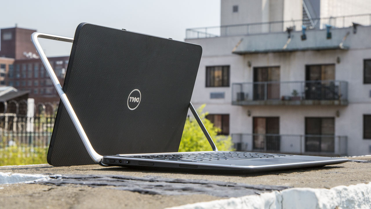 Dell XPS Duo 12.