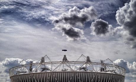 Estádio.