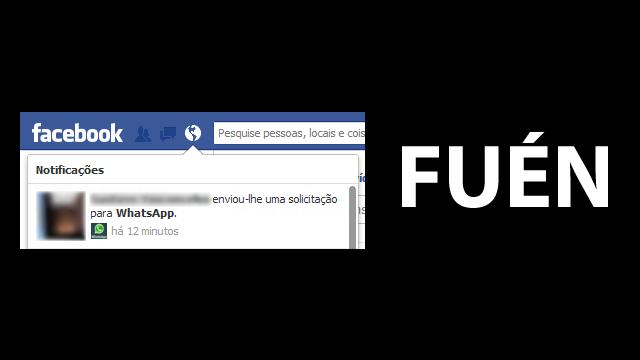 FAIL no Facebook.
