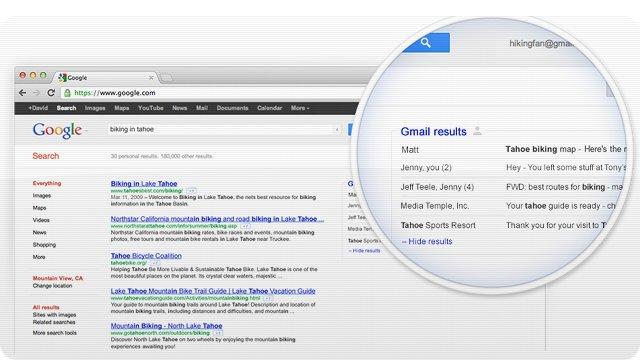 Gmail no Google.