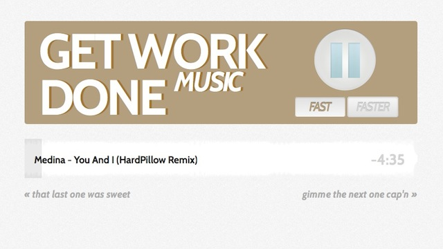 GetWorkDoneMusic.