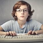 O hacker adolescente.
