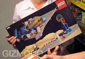 O Lego espacial que fez Jesus chorar.