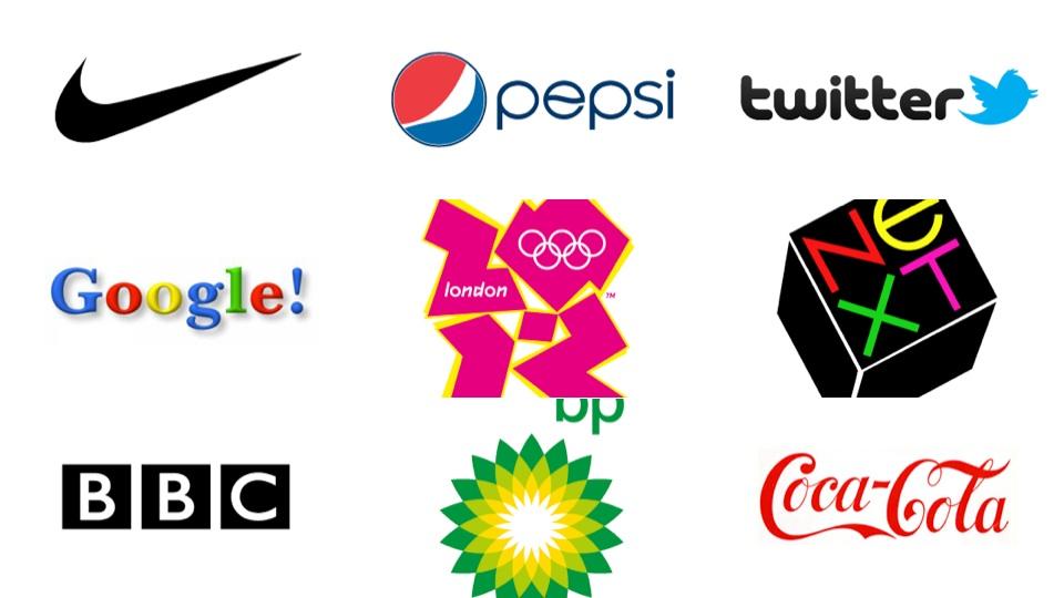 O custo de logotipos