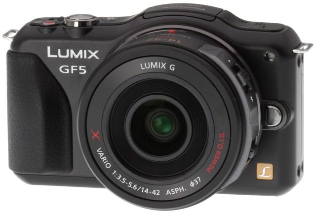 Lumix GF5.