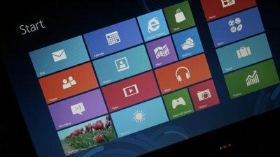 Metro obrigatório no Windows 8.